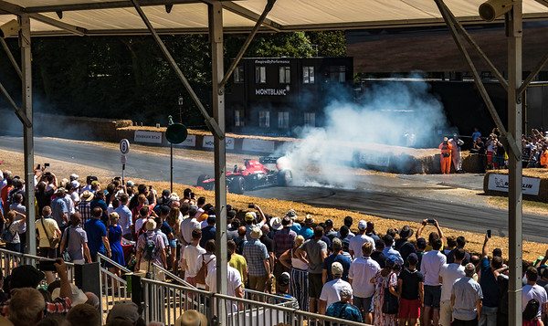 Goodwood Festival of Speed 15th July 2018