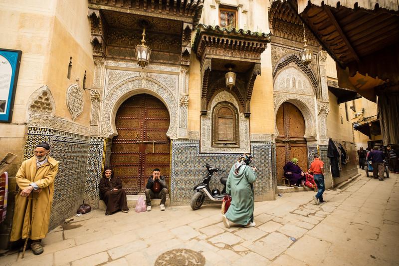 Genevieve Hathaway_Morocco_Fez_Medina_daily life in Fez medina.jpg