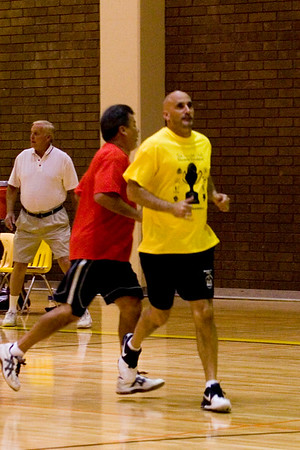 12 DV FACULTY HOOPS