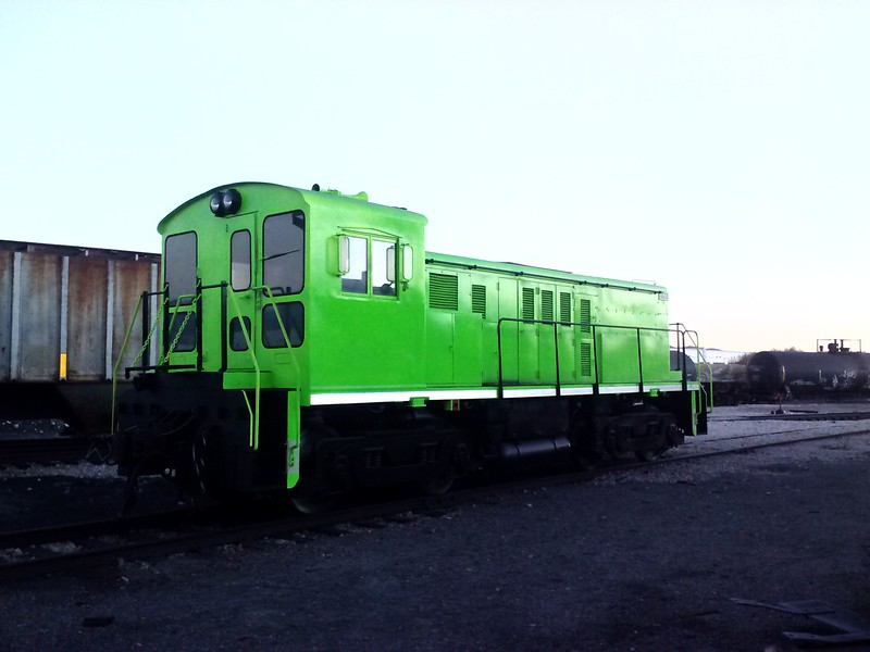 PIDX 1250 at Tooele, Utah. October 2013. (Bradley Ogden Photo)