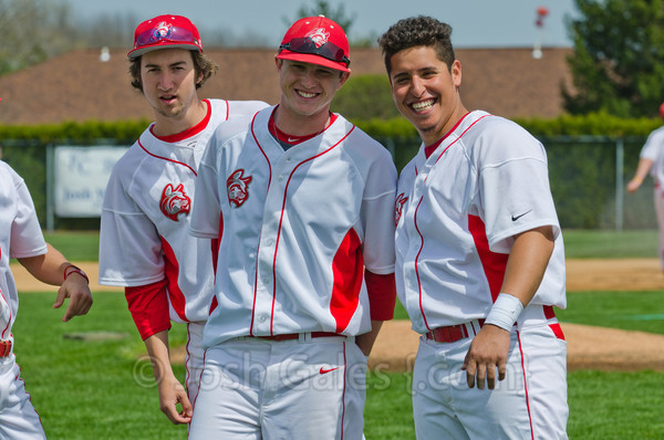 4/27/13 Baseball Senior Day vs. Goshen