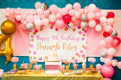 Hannah's Bday party