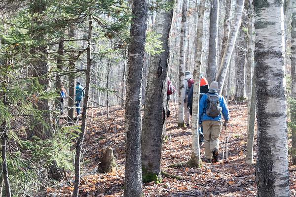 UVLT Half Mile Pond Hike 2019