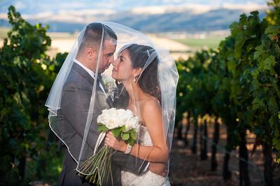 Melissa & Daniel / Rios Lovell Vineyards
