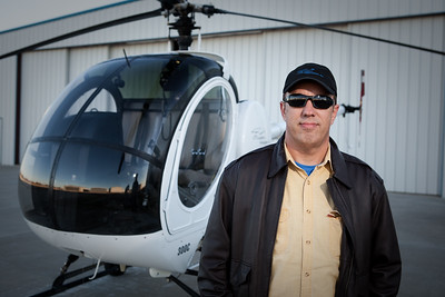 Longhorn Helicopters Portraits