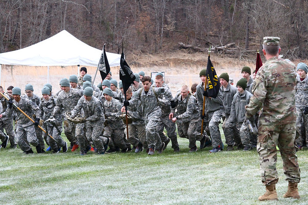 2018 West Virginia State Raider Competition