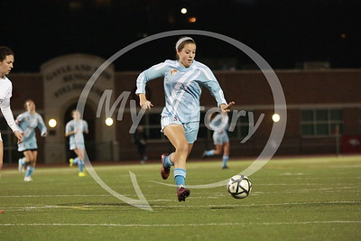 Lady Apache Soccer vs Incarnate Word 2015