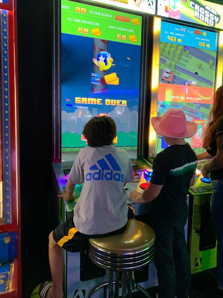 2019.11.17 Playdates at Dave & Busters