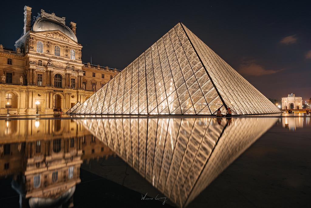 羅浮宮三寶、展區與歷史介紹與拍照建議 by 旅行攝影師張威廉 Wilhelm Chang