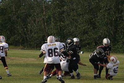 Fairbanks, Alaska  Area Youth Football, July 27, 2004