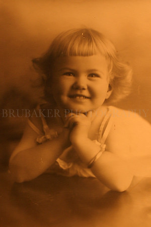 Memorial Service for Bernice Brubaker @ Forest Lawn's Wee Kirk 'o' the Heather, Glendale