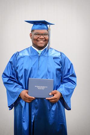 Darius Nobles Grad Ceremony 052916