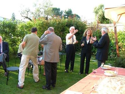 Chianti/Tuscan Villa June 15-23, 2008