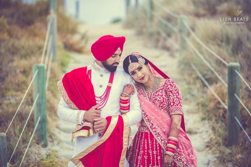 Satvir & Malkit's Wedding Photoshoot