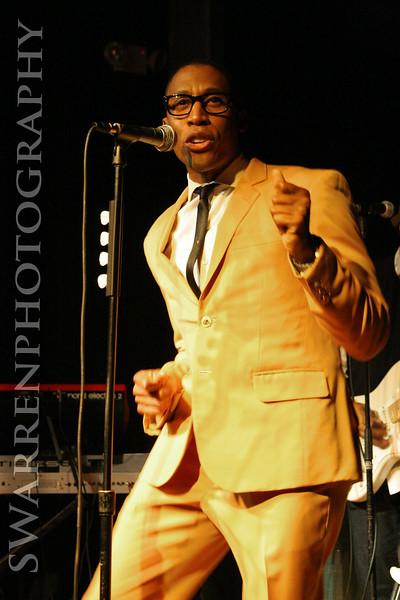 Raphael Siddiq Live @ Club SugarHill Atlanta, GA