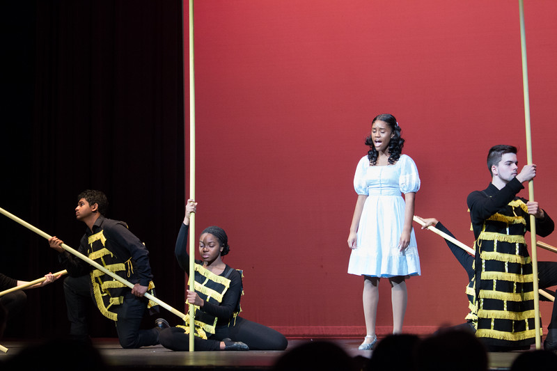 """Soon as I Get Home"" -- ""The Wiz"", Montgomery Blair High School spring musical, March 26, 2017"