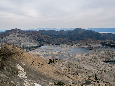 Pyramid Peak in the Desolation Wilderness   8.3.14