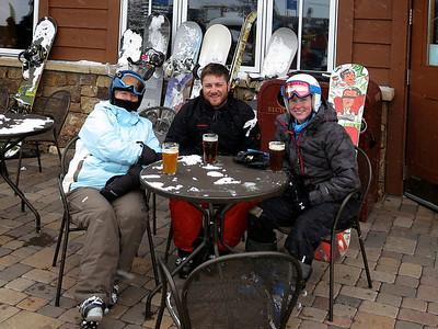 Colorado Skiing March 2012