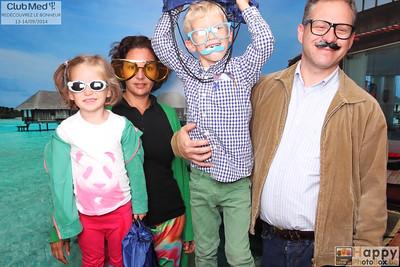 13/09/2014 Club Med Aspria Photobooth