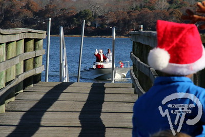 ORLEANS YACHT CLUB — pancake breakfast with . . . mrs. claus ~ santa by boat — Orleans, MA 11 . 25 - 2017
