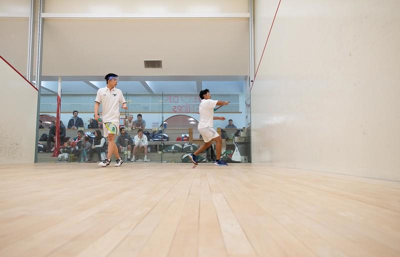 Boys' Varsity Squash v Deerfield