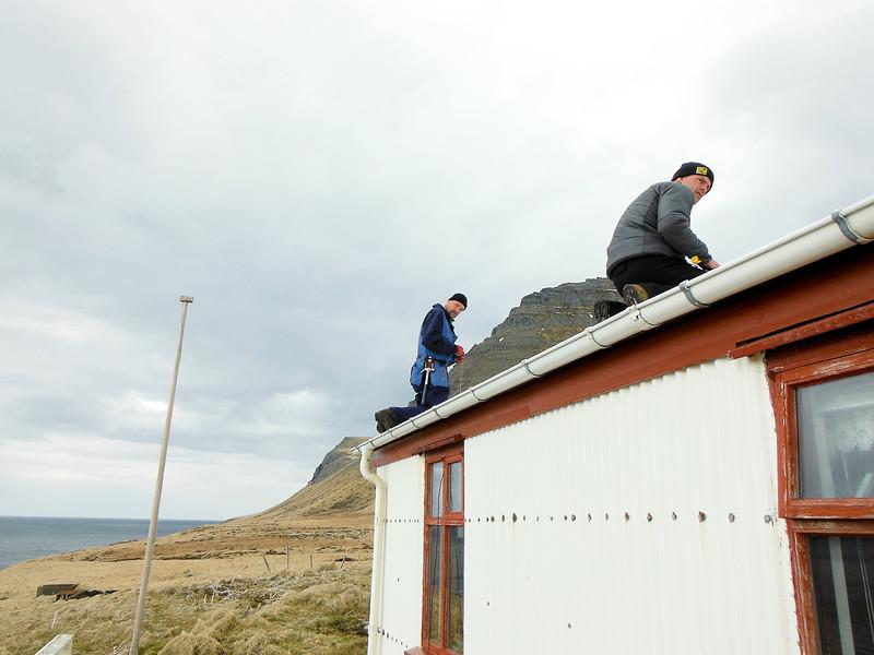 Benni og Eyþór