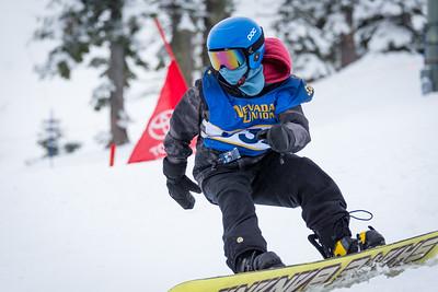 Alpine Meadows Slalom 01/27/2020