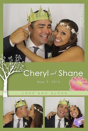 Cheryl & Shane's Wedding (Luxury Photo Booth)