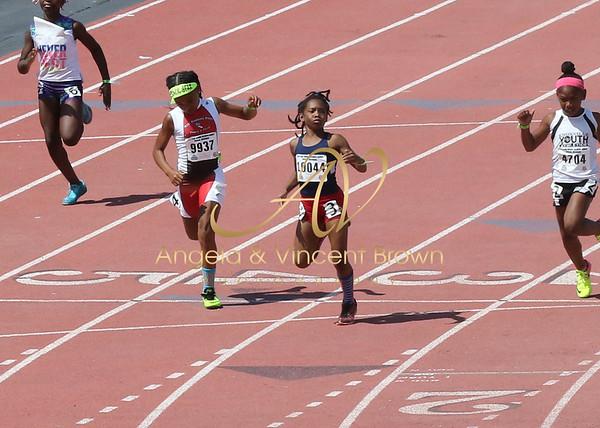 2017 AAU Jr Olympics_100 Dash