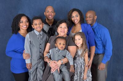 Fuller Family 2015