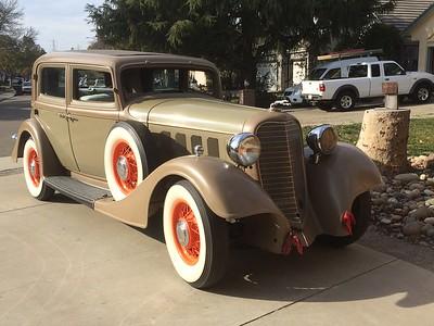 1934 KA 2 Window Town Sedan