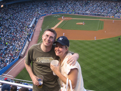 2008_06_20 Brendan's B-day Yankee Game