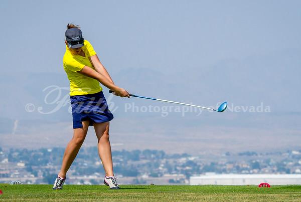 Reed - Sierra Sage in Smoke 2014 Girls Golf