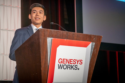 Genesys Works Breaking Through 2018