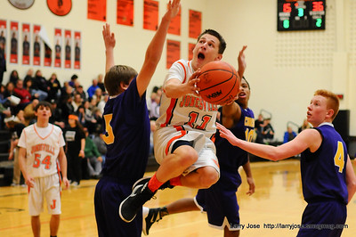 Jonesville vs Concord Boys JV Basketball