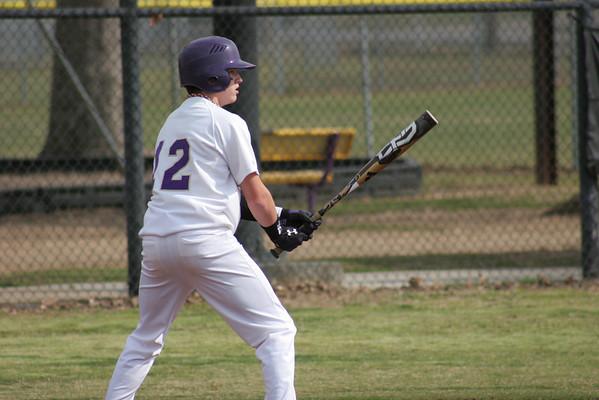 HHS Baseball Heavener vs Poteau March 2013