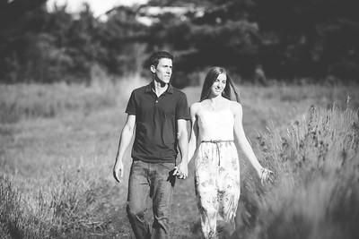 Kristine and Matt