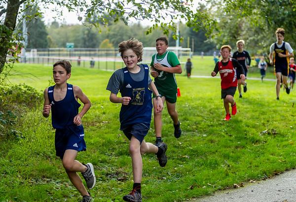 Middle School Boys Nisqually Meet 2019 10/08/2019