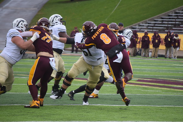 MS - WMU at CMU football