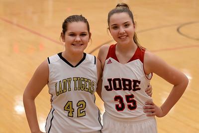 2015 Jobe 8th Girls Basketball - Maddy's Game