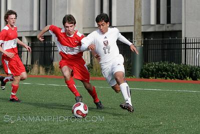 Varsity State Prep Championship vs Hun