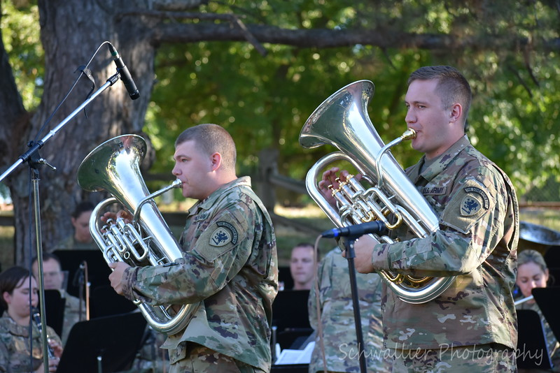 2018 - 126th Army Band Concert at the Zoo - Show Time by Heidi 131.JPG