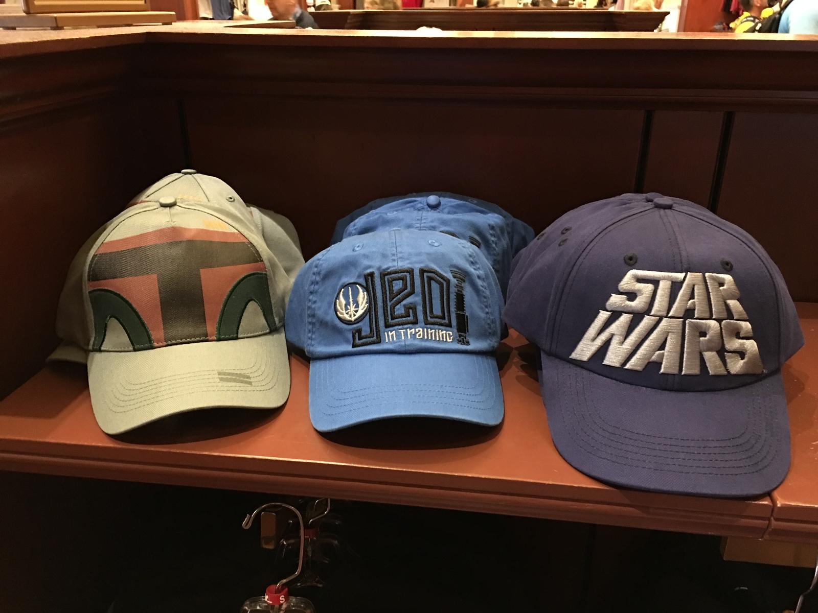Star Wars Hats - Walt Disney World Magic Kingdom