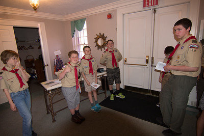 05292016 Eagle Scout Court of Honor