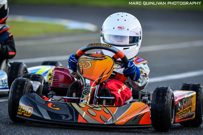 Tullyallen Karting Club T Plate 2018 - Christian Coby