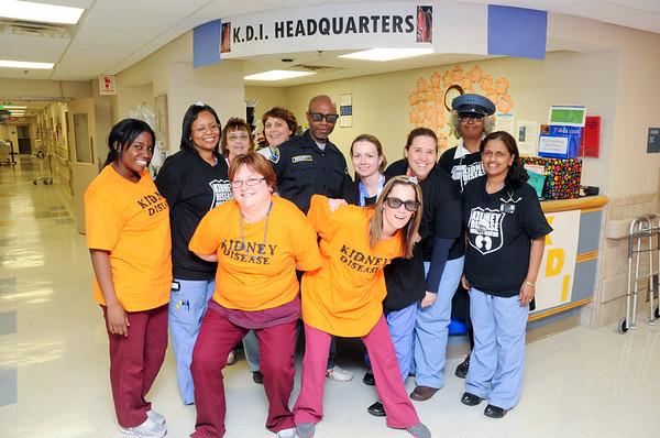 Nurses Week Unit Themes 2013