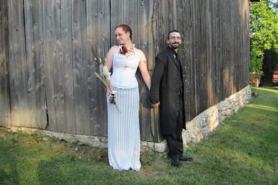 Ahri & Stafford Taillon wedding