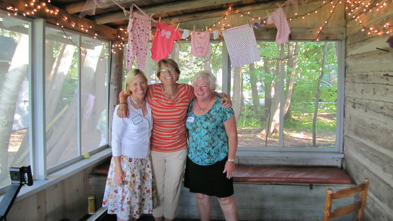 Anne, Nancy & Kathy