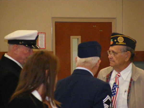 SES Veterans Program 2012