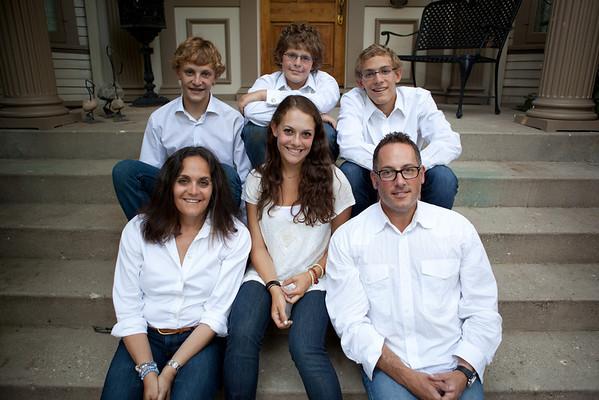 Nathan Family 2011